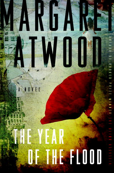 Year of the Flood book cover